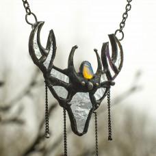 Подвеска Дух леса Северный олень