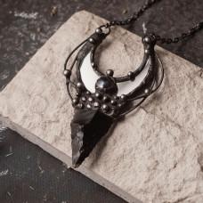 Кулон Волчья Луна