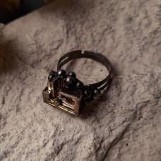 Кольцо Висмут